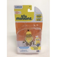 "Despicable Me 2"" Collectible Figure - Bored Silly Minion Kevin"