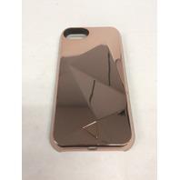 Rebecca Minkoff iPhone 7 Case, Glow Selfie Designer Phone Case - Rose Gold