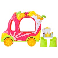 Shopkins Smoothie Truck With 2 Exclusive Shopkins & Blender