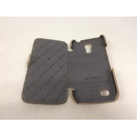 Melkco Premium Leather Phone Case for Samsung Galaxy S4 Mini
