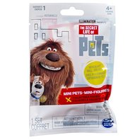 The Secret Life of Pets - Mini Pets Collectible Figure - Happy Max