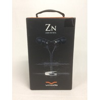 V-MODA Zn In-Ear Modern Audiophile Headphones with microphone - 3 Button