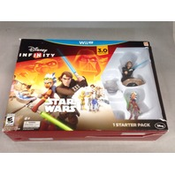 Disney Infinity 3.0 Edition Starter Pack - Wii U - Game DVD is sealed