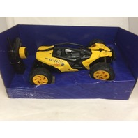 KidiRace Racing Buggy - Remote Control Car - Yellow - Fun and Easy to Control