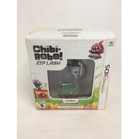 Chibi-Robo!: Zip Lash with Chibi-Robo amiibo bundle - Nintendo 3DS - SEALED