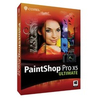 PaintShop Pro X5 Ultimate - PC - CD-ROM ( mini-box ) - English, French-Corel