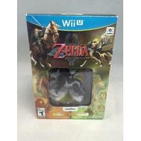 The Legend of Zelda: Twilight Princess HD - Wii U - SEALED