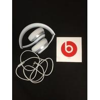 Beats by Dre Solo 2.0 On-Ear Headphones (White)