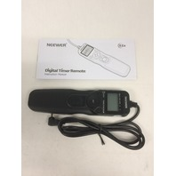 Neewer LCD Digital Timer Remote Control Shutter Release