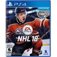 NHL 18 - Playstation 4 - SEALED