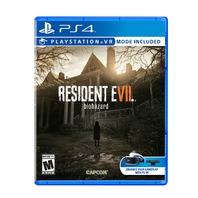 Resident Evil 7: Biohazard - Playstation 4 Standard Edition
