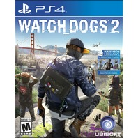 Watch Dogs 2 - Playstation 4 - SEALED