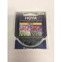 Hoya 58mm (G SERIES) Circular Polarizer PL CIR Filter