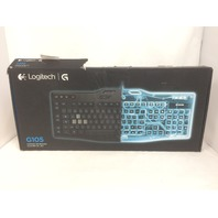 Logitech G105 Gaming Keyboard With Backlighting (920-003371)