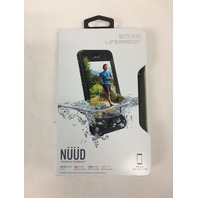 Lifeproof NÜÜD SERIES iPhone 6s ONLY Waterproof Case - BLACK