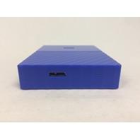 WD 2TB Blue My Passport Portable External Hard Drive - USB 3.0 - WDBYFT0020BBL