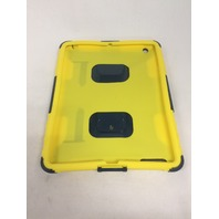 Armor-X case x series for iPad 2,3,4 - yellow and navy blue