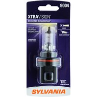 Sylvania 9004 XV XtraVision Halogen Headlight Bulb (Low/High Beam), (Pack of 1)
