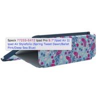 Speck StyleFolio iPad Pro 9.7 inch Case - Spring Tweet Air/Air2