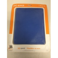 Speck Pixelskin Hd Wrap For iPad 2 / 3, Cobalt Blue, Spk-a0439
