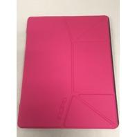 iPad Air 2 Case, Incipio [Premium Hard Shell Folio] LGND Case for iPad Air 2-Pink
