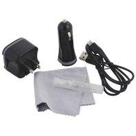 Insignia Lightning Car/wall/cleaning Charging Kit (ns-tkita5-c)