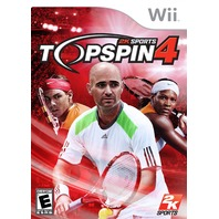 Top Spin 4 - Wii - SEALED