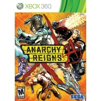 Anarchy Reigns - Xbox 360 - SEALED