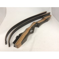 """Fleetwood Sage Recurve Bow Starter Kit 62"""", 40 pound, right hand"""