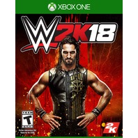 WWE 2K18 (Xbox One) - SEALED