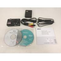 Nikon COOLPIX S6500 Wi-Fi Digital Camera with 12x Zoom (Black)