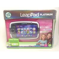 LeapFrog LeapPad Platinum Kids Learning Tablet, Purple - NEW in open box
