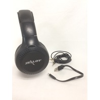 Bluetooth Stereo On Ear Headphones, Wireless, Foldable, Built-in Mic, Black