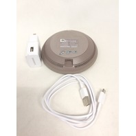 Samsung Fast Charge Wireless Charging Convertible Stand W/ AFC Wall Charger, Tan