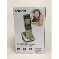 VTech CS6609 Handset for VTech CS6619, CS6629, CS6648 or CS6649, Silver/Black