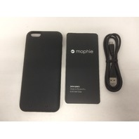 Mophie - Juice Pack External Battery Case For Apple iPhone 6 PLUS - Black