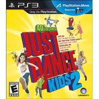 Just Dance Kids 2 - Playstation 3 - SEALED