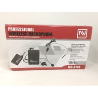 Nutek MC0138 2 Microphone Wireless System