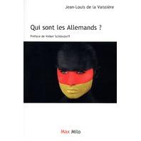 Qui sont les Allemands ? (French Edition)