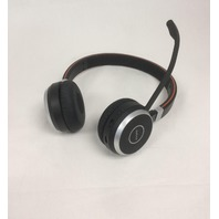 Jabra Evolve 65 UC Stereo Wireless Bluetooth Headset / Music Headphones