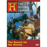 Treasure! The Search For The Atocha (dvd)