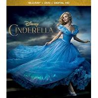 Cinderella 2-Disc Blu-ray plus DVD plus Digital HD