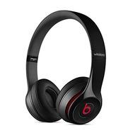 Apple Beats Solo2 Black Wired On Ear Headphones MH8W2AM/B
