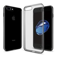 Spigen - Liquid Crystal Case For Apple iPhone 7 PLUS and 8 PLUS - Space Crystal