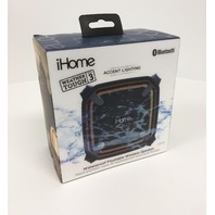 iHOME IBT371bBG Weather Tough Bluetooth Speaker