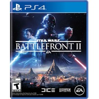 Electronic Arts Star Wars Battlefront II (PS4) - SEALED