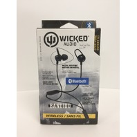 Wicked Audio BANDIDO In-ear Bluetooth Earphones (WIBT2650)
