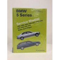 BMW 5 Series (E39) Service Manual: 1997-2003, Vol 2 ONLY