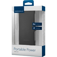 Insignia 15000mah Portable Power - NS-MB15002-C