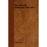 The Years of Endurance 1793-1802